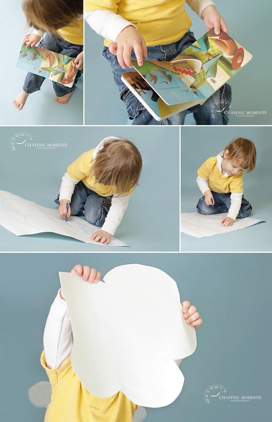 studio photography storytelling puff the magic dragon book